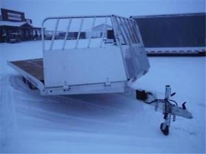 4 Place Snowmobile Trailer **TAX IN**