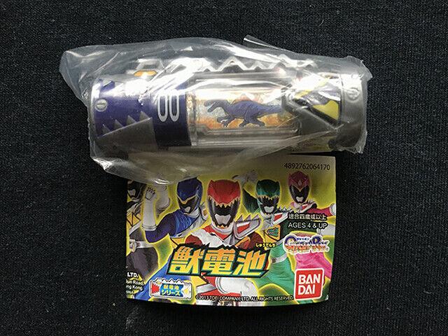 Bandai Power Rangers Juden Sentai Kyoryuger Dino Charge Zyudenryu 00 Tobaspino