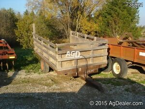 VIC End Dump Trailer