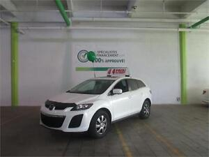 2011 MAZDA CX7 GX CUIR,TOIT.  A SEULEMENT $52/SEMAINE