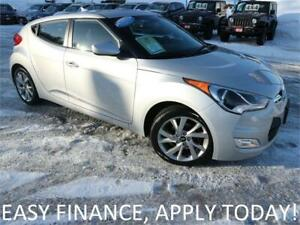 2016 Hyundai Veloster 3-Door ALLOYS! CRUISE! BLUETOOTH! USB/AUX!