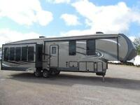 2015 SANDPIPER 355RE - THIS UNIT HAS 5 SLIDES @ SACKVILLE RV