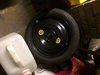 Space saver spare wheel - original - for new BMW Mini Mk I