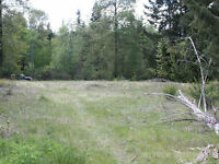 Private lakefront access lot on Robinson Lake