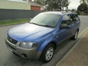 2004 Ford Territory SX TX Wagon 4dr Spts Auto 4sp RWD 4.0i (RWD) Blue Sports Automatic Wagon Salisbury Plain Salisbury Area Preview