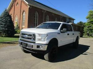 2015 Ford F-150 XLT - LIFTED - NAV - BACKUP CAM - CERTIFIED