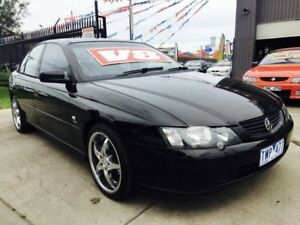 2004 Holden Commodore VY II SV8 4 Speed Automatic Sedan Brooklyn Brimbank Area Preview