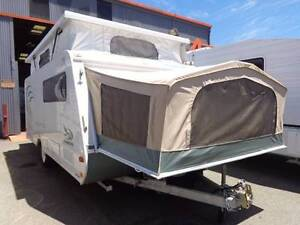 2005 Jayco Expanda 16ft #4168 Bellevue Swan Area Preview
