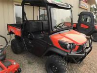 Kubota RTV-XG850 Brandon Brandon Area Preview