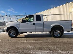 2006 Ford F-350 XLT 4X4 = 173K = CLEAN CAR PROOF = EXTEDNED CAB