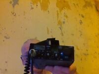 LCL CB Radio +FREE SWR Meter& Patch lead.