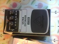 Behringer UO300 Ultra Octaver, boxed with docs