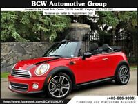 2015 MINI Cooper Convertible Automatic Low Km Certified WOW! Calgary Alberta Preview