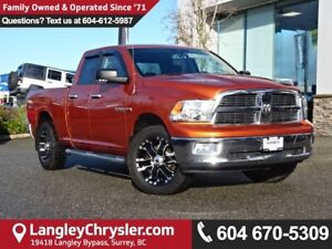 2010 Dodge Ram 1500 SLT/Sport/TRX *ACCIDENT FREE * LOCAL BC T...
