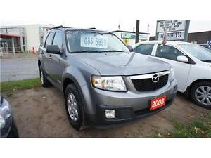 2008 MAZDA TRIBUTE LEATHER, ROOF, AWD