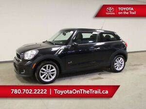2014 Mini Cooper Paceman PACEMAN S; AWD, LEATHER, BACKUP CAMERA,
