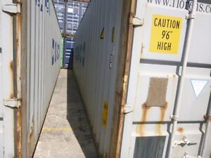 40' Shipping Containers B Grade For Sale Nabiac Great Lakes Area Preview