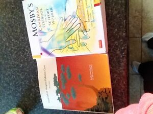 2 textbooks for the personal support worker program. Cambridge Kitchener Area image 1