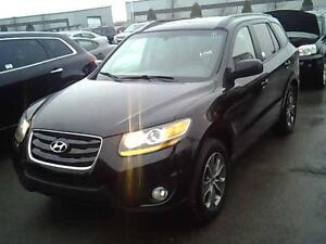 2010 Hyundai SantaFe GL Sport Leather Sunroof Finance Available