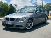 2010 BMW 320d E90 MY10.5 Lifestyle Steptronic Grey 6 Speed Sports Automatic Sedan Chevallum Maroochydore Area Preview