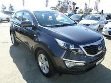 2013 Kia Sportage SL Series 2 SI (FWD) Grey 6 Speed Automatic Wagon Greenway Tuggeranong Preview