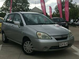 2001 Suzuki Liana RH416 Type 1 GA Silver 4 Speed Automatic Hatchback South Toowoomba Toowoomba City Preview