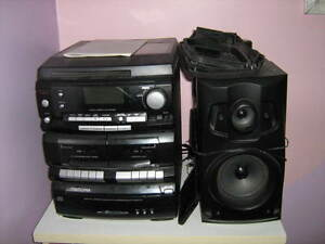 record,cd,tape and radio player