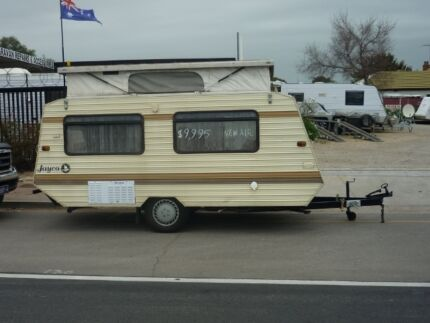 JAYCO POP-TOPwith AIRCONDITIONER Port Wakefield Wakefield Area Preview