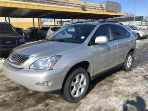 2008 Lexus RX 350 all wheel drive fully loaded leather & luxury