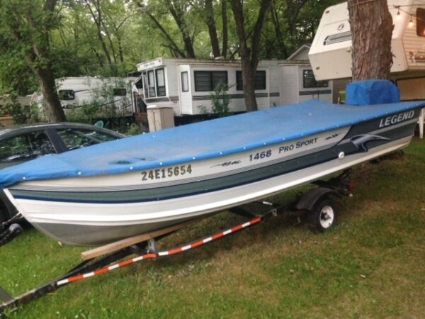 Used 1996 Legend Boats LEGEND PRO SPORT
