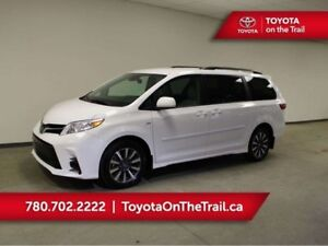2018 Toyota Sienna LE AWD; SHOWROOM SPECIAL WITH LEATHER