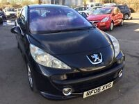2006 Peugeot 207, starts and drives well, 1 years MOT, (runs out February 2018) just had new clutch