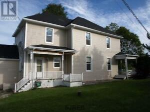 Lots of renovations done, very close to amenities, 5 bedrooms!