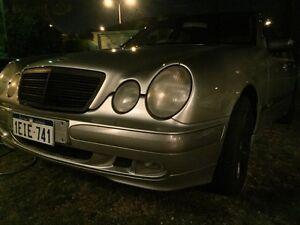 2002 Mercedes-Benz E200K Sedan Morley Bayswater Area Preview