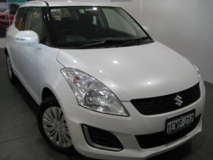 2015 SUZUKI SWIFT GL AUTOMATIC West Perth Perth City Preview