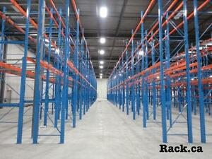 WANTED : We buy used pallet racking, and other warehouse equipment. Industrial shelving, rolling ladders, pallet trucks
