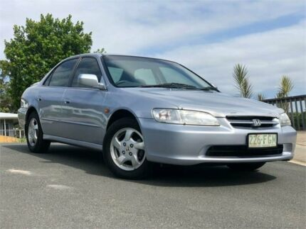 1999 Honda Accord VTi-L Silver 4 Speed Automatic Sedan Chevallum Maroochydore Area Preview