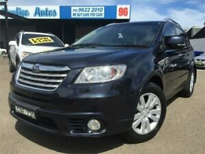2013 Subaru Tribeca MY13 3.6R Premium (7 Seat) Blue 5 Speed Auto Elec Sportshift Wagon Blacktown Blacktown Area Preview