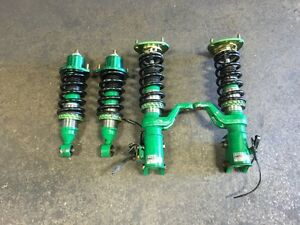 JDM ACURA RSX DC5 TEIN SUPER STREET DAMPER AJUSTABLE COILOVERS