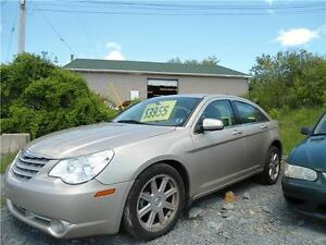 2007 SEBRING TOURING 4 DOOR AUTO SPECIAL 2DAY SALE $300GAS CARD