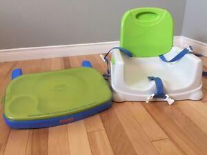 Siège rehausseur (booster) pour bébé Fisher Price