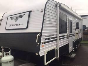 2013 JB Caravans Dreamline 2000 Somerton Hume Area Preview