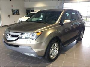 2009 ACURA MDX  3.7 L AWD LEATHER HEATED FRONT SEAT, MOONROOF