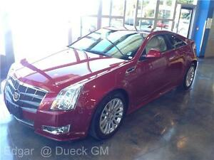 2011 Cadillac CTS Coupe Premium RED AWD Special Pricing