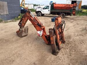 3 Point Hitch Mounted Backhoe Attachment