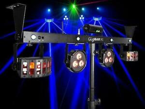 CHAVET PROFESSIONAL LIGHTING EQUIPMENT - BRAND NEW INCREDIBLE PRICES