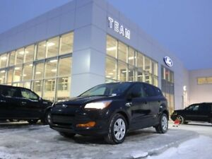 2014 Ford Escape S, 100A, AIR CONDITIONING, KEYLESS ENTRY, MYKEY