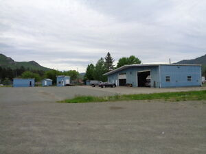 3.38 ACRES, FENCED WITH 4200sqft SHOP