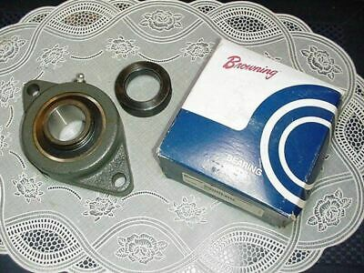 Browning Valuline Bearing Vf2e-222 Flange - 2 Bolt 1 38 Inch New In Box