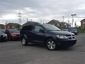 2009 DODGE JOURNEY SXT/7 PASSAGERS/CAMERA/DVD/CRUISE/FULL ELEC